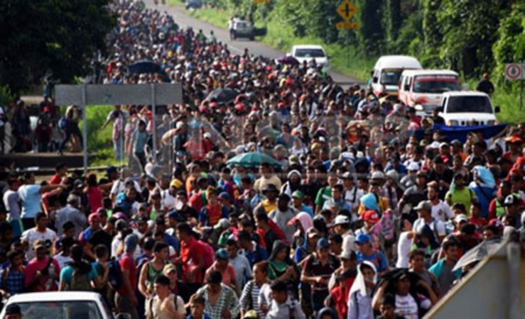 Border: What Democrats, Mexico and CCP have in common