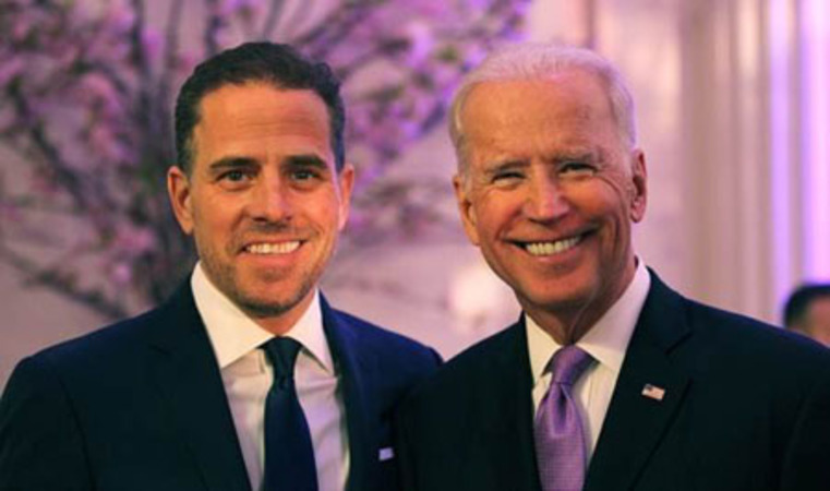 Joe bans investment in China firms that bankrolled Hunter