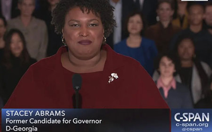 Who counted Fulton County votes? Testimony points to Abrams