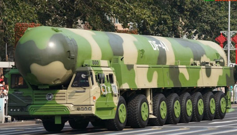 China adds 145 new silos for 14,000-km range ICBMs