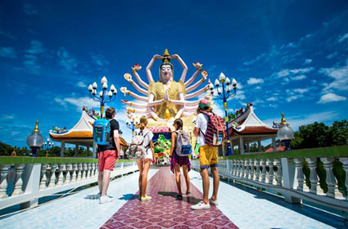 Global tourism needs a shot in the arm