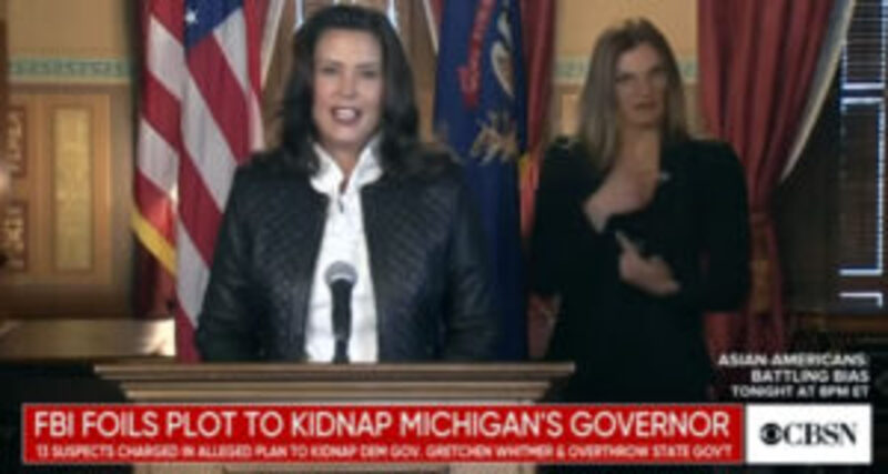Report: FBI assets controlled plot to kidnap Whitmer
