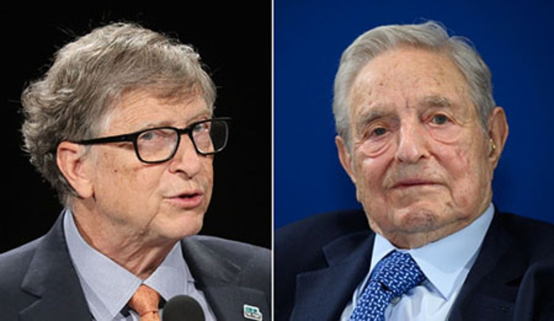 Gates-Soros group acquires Covid testing firm