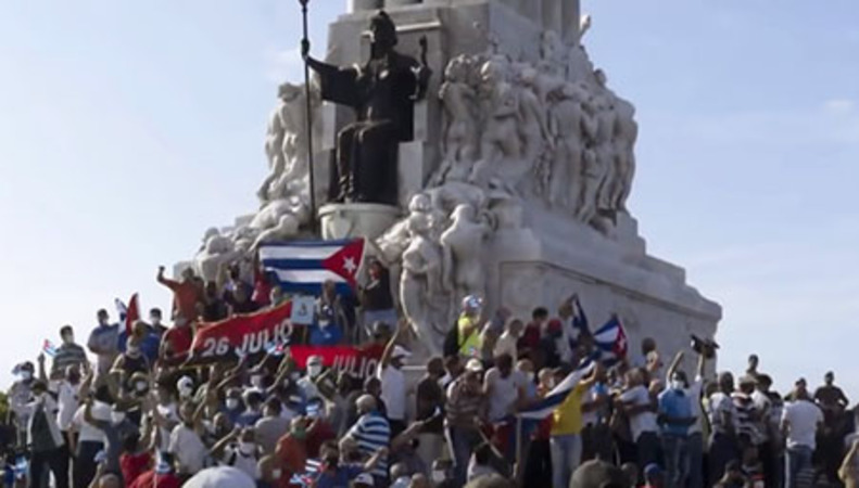 Liberdad! Winds of freedom are blowing in Cuba