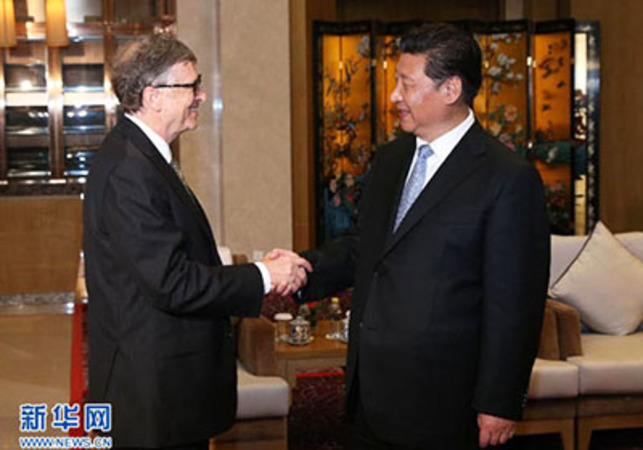 Emails detail Gates' close ties to communist China