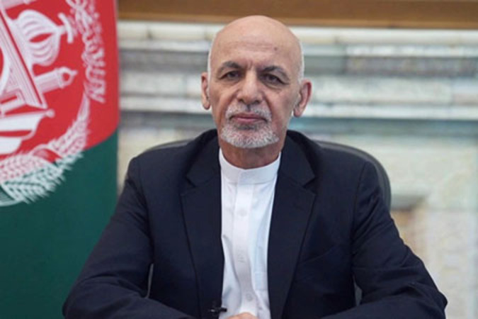 Afghan president was funded by Soros, Gates, Clintons
