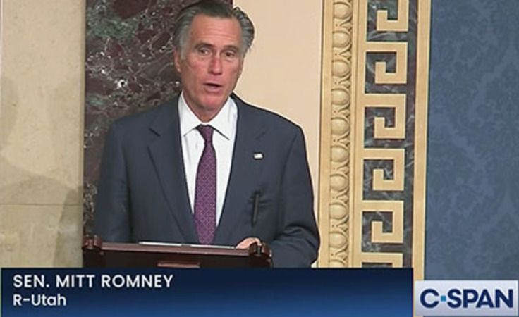 Utah voters ready for Romney — to take a hike