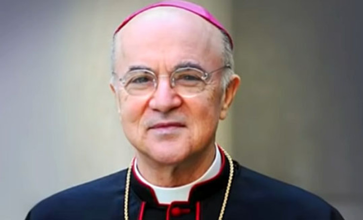Archbishop Vigano on the 'global reset' and what to do