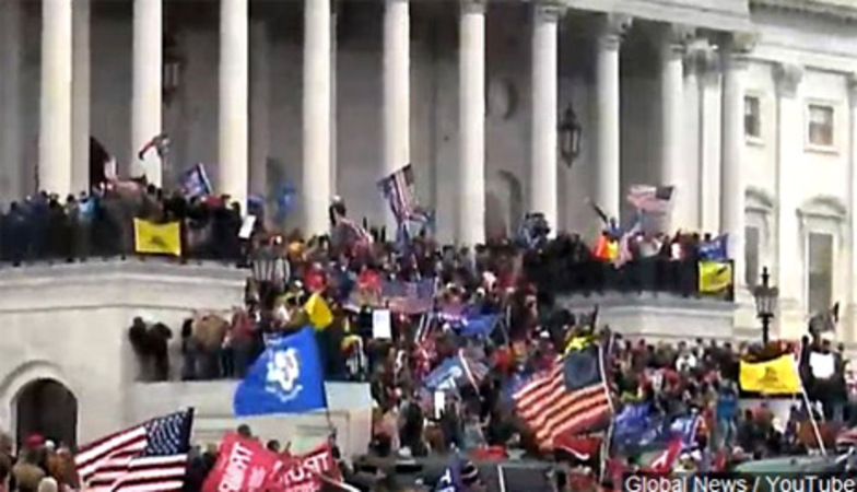 Leftists seen as biggest threat at 'Justice for J6' rally