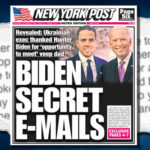 'This is what totalitarianism looks like': Leftist media, Big Tech attempt to erase NY Post's Biden blockbuster
