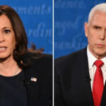 Pence not bugged by fly, but he certainly rattled Harris in debate