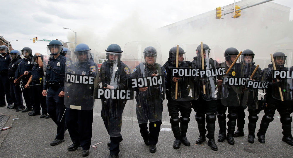 The History of Police Militarization