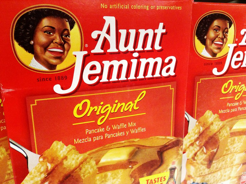 COVID-19 Thoughts Part 50:  The history of Nancy Green, The Original Aunt Jemima