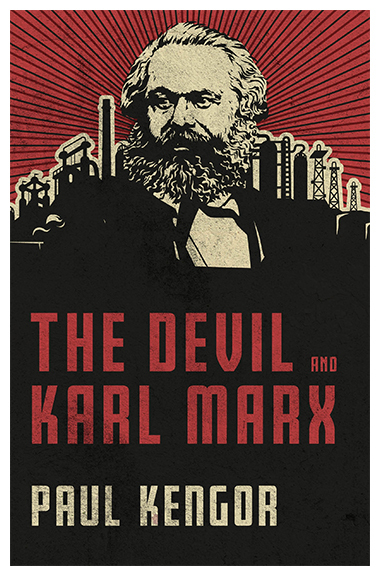 COVID-19 Thoughts Part 82:  Kengor's new book looks at Marx, his affection of the Devil, and it's impact and consequences  upon the world