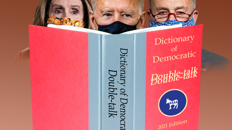 Realizing a Progressive Dream by Rewriting the English Dictionary