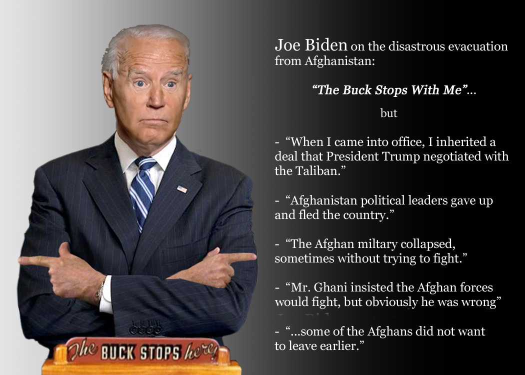 Worse than incompetent, can Biden survive Afghanistan?
