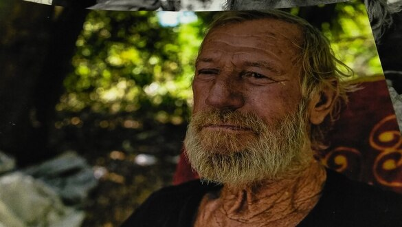 Army veteran never gave up trying to secure shelter for homeless veteran