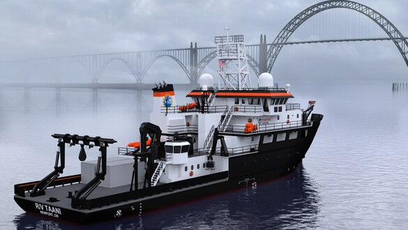 Next federal research ship slated to sail Gulf of Mexico in 2023
