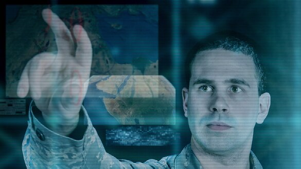 Air Force creates new information warfare organization, revamps Cyber Command teams