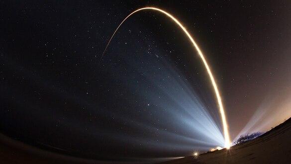 A new orbit for some of the Pentagon's missile warning satellites