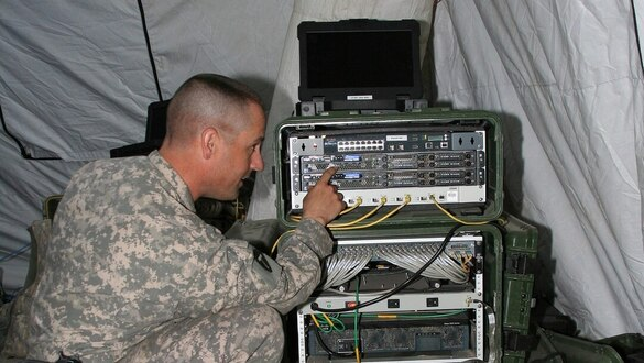 Integrate cyber maintenance into the US Army's battle rhythm