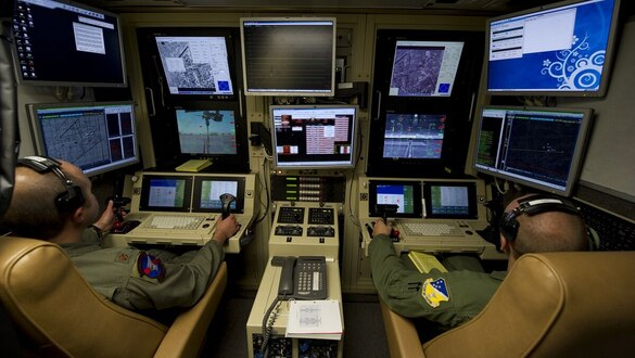 How airmen can work together for persistent ISR