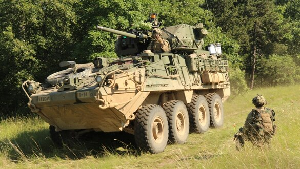 Navigation systems that counter jamming and spoofing for Army vehicles, plus some goodies for the dismounted soldier