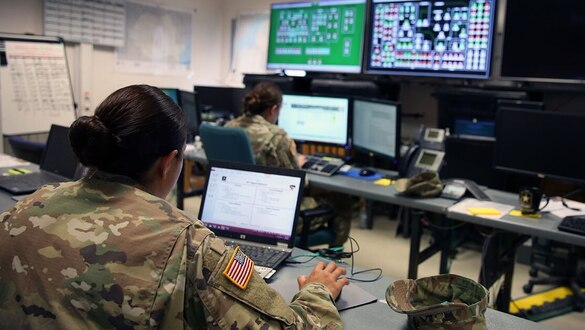 Here's how the Army plans to visualize cyberspace