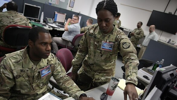 Here's how Cyber Command is using 'defend forward'