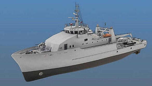 The US Navy gets its large unmanned surface vessels in 2020 with strings attached