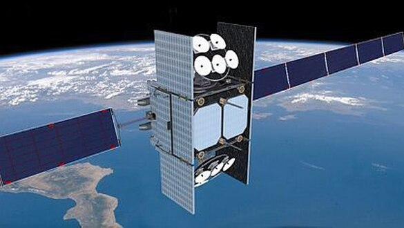 This satellite will deliver twice the capability of the current constellation