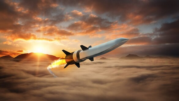 Winning the hypersonic race is a national imperative