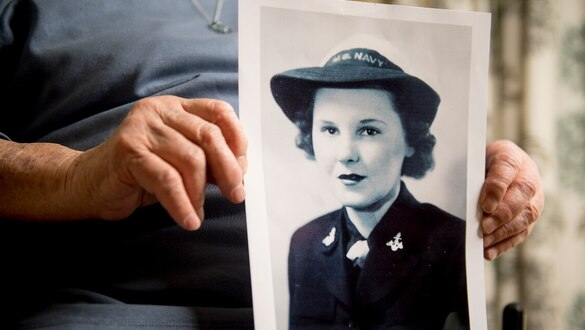 Turning 100, a WWII veteran looks back at her service