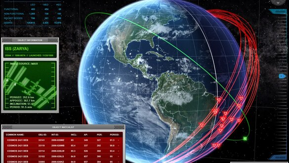 New Space Fence radar is officially online