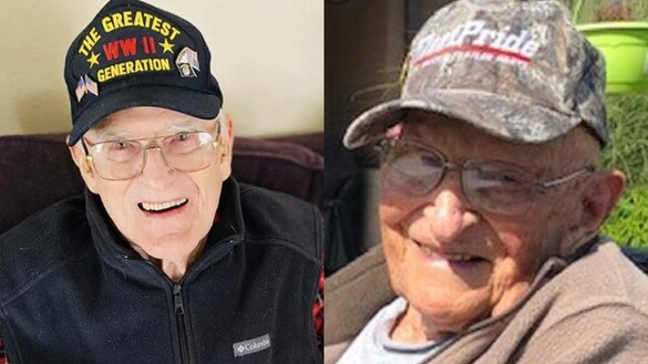 Coronavirus Can't Hold These WWII Vets Down