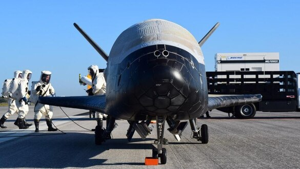 US Space Force launches the mysterious X-37B space plane