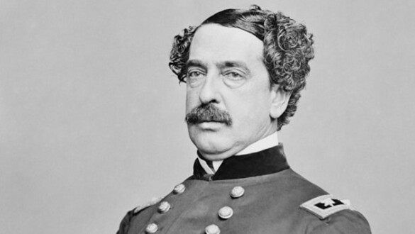 Baseball 'Legend' Abner Doubleday Also Served in the Union Army
