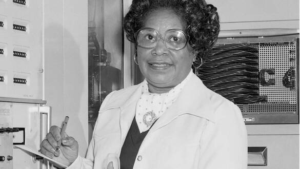 NASA Names Headquarters After 'Hidden Figure' Mary W. Jackson