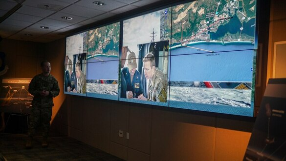 US Air Force ready to test tech for new battle management system