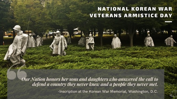 National Korean War Day
