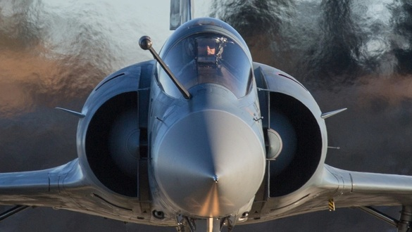 French Air Force changes name as it looks to the stars