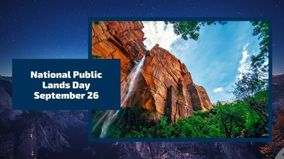 National Public Lands Day