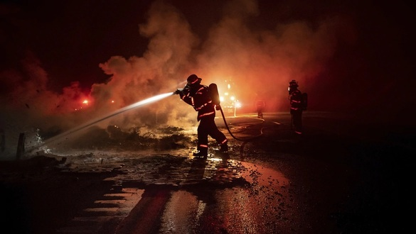 Federal firefighters would get more shift flexibility under new bill