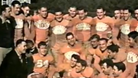 Sports Heroes Who Served: Tennessee Football Coach Served in World Wars I, II