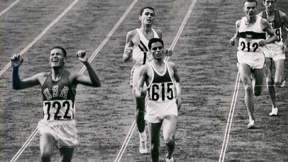 Sports Heroes Who Served: Native American Marine Took Olympic Gold in 1964