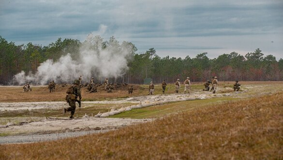 New in 2021: Going to the field may look different for Marines