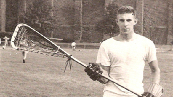 Sports Heroes Who Served: From Lacrosse Captain to Army Leader