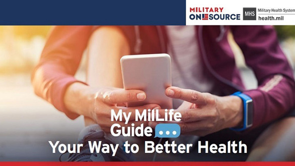 DOD Launches 'My MilLife Guide' Text Message Program to Boost Wellness