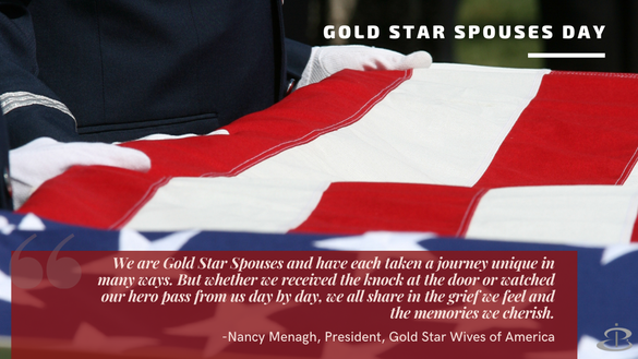 Thank you, Gold Star spouses!