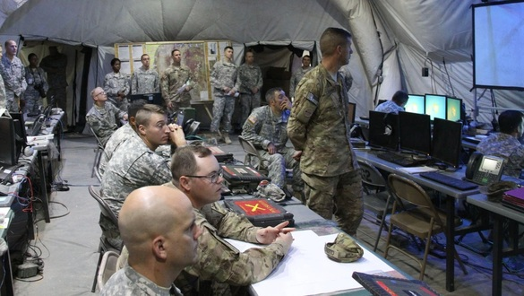 Army says 2025 tactical network will make JADC2 a reality